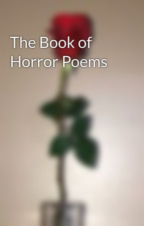 The Book of Horror Poems by sailors22