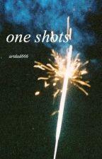 One Shots! (boyxboy/girlxgirl) by gayburnout