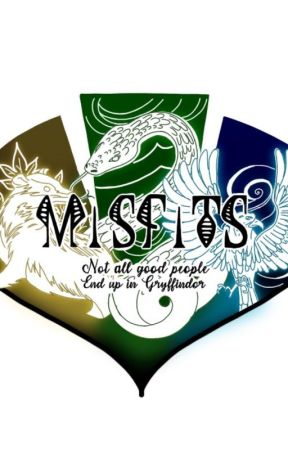 Misfits (Not all Good People End up in Griffindor) by BansheeBunny333