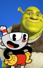 Shrek X Cuphead by ShrekSmokesWeed