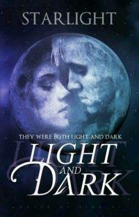LIGHT AND DARK ° DRAMIONE WEREWOLF cover
