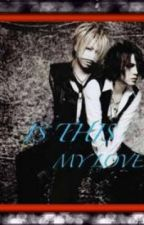 The Way You Love Me (Reituki!!!!)(AOIHA!!) by To_Dazzling_Darkness
