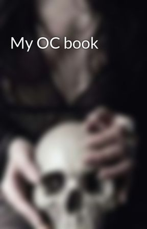 My OC book  by LucyBoal