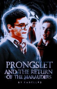 PRONGSLET AND THE RETURN OF THE MARAUDERS cover