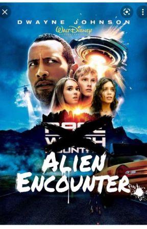 Alien Encounter by MissneonKst