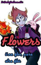 Flowers. [Tom&Tú]. by XxBabyBatmanXx