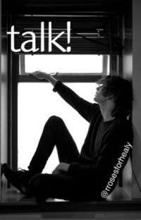 talk!   matty healy cover