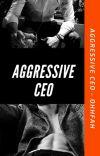 Aggressive CEO cover