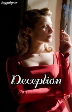 Deception - WWII Resistance / Holocaust Novel by happilynix