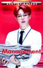 Management// Jimin x reader by yoongoii