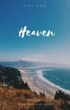 Heaven  •  sci-fi taekook by AmlikaQ