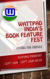 Wattpad India's Book Feature Fest - Call for fanfics #1 cover