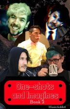 Iplier and Septiceye One-Shots and Imagines - Book 2 by bubble-tea-junkie
