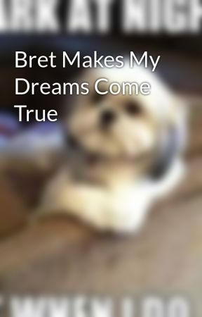 Bret Makes My Dreams Come True by BeanieBaby102