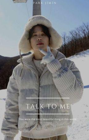 TALK TO ME / PJM by rabkarkook