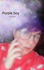 Purple boy by MaNuKe_LoSeR