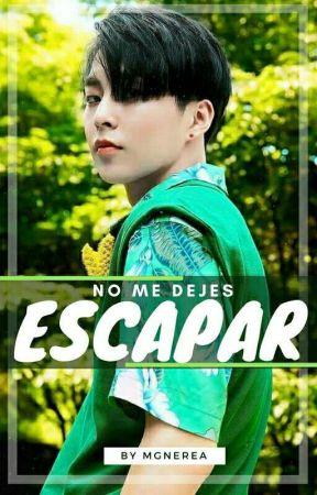 No Me Dejes Escapar {Xiumin} by MGNerea