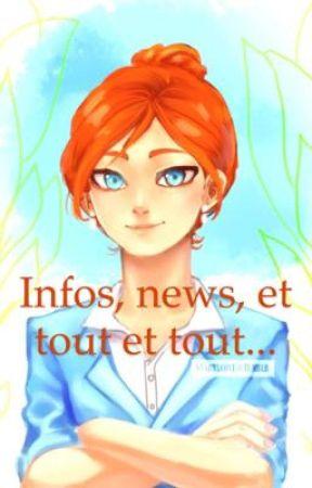 Infos, news, et tout et tout... by LapetiteMiraculeuse