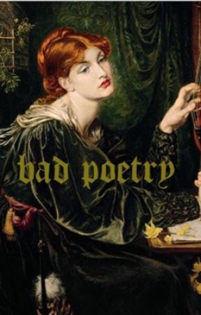 bad poetry by aoanobrain