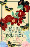 More Than Politics {Book 1}: Editing cover