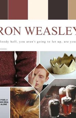 All Grow Up/ Ron Weasley X Reader by GotCaughtLackin13