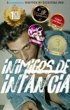 Inimigos de infância (Romance Gay) cover