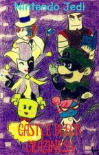 Castle Bleck Craziness by NintendoJedi