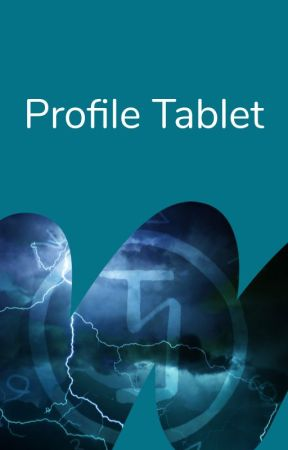 Profile Tablet by WattpadSupernatural
