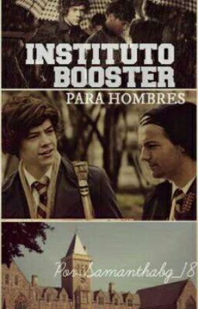 """""""INSTITUTO BOOSTER PARA HOMBRES"""" /Larry Stylinson/ by tomlseyes"""