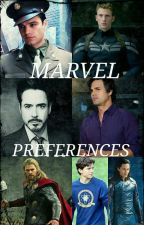 Marvel preferences by ToryLee1985