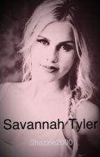 Savannah Tyler  by Shazzie2000