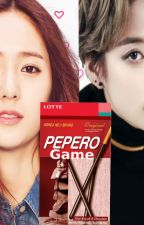 One-Shot: Pepero Game [KryBer] by Sunie-MeU-001