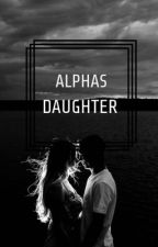 Alphas Daughter  by x_mazzy