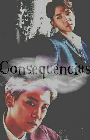 Consequências  by KimLine18