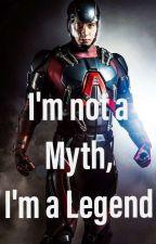 I'm Not A Myth, I'm A Legend (Ray Palmer fanfic) by meowella5