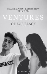 Ventures of Zoe Black | Spin off | 2 cover