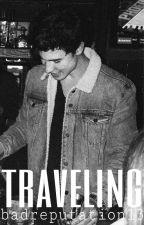 traveling   shawn mendes by badreputation13