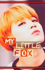 My Little Fox (hybrid Jimin X reader) by Mochi9988