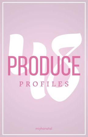 Produce 48: Profiles [P101 S3] by MiyHanStal