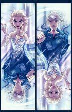 Elsa y jack:almas heladas by girl-cupido