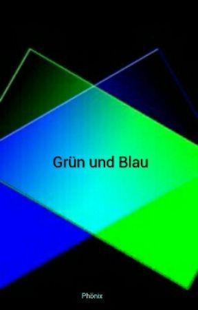 Grün und Blau  by JonasMK