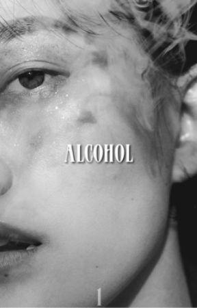 ALCOHOL | KIM SEOK JIN. by asiawet