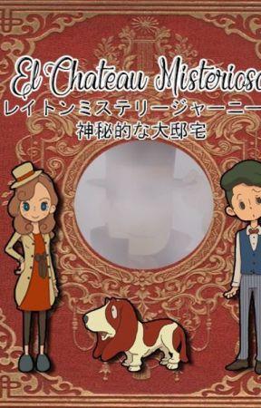 Layton Mystery Journey: The Mysterious Mansionレイトンミステリージャーニー:神秘的な大邸宅 by MTGentleman