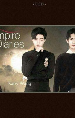 Đọc truyện ( Khải Thiên_Kaixi ) ( 310 )  Vampire và Tiểu Tử Ngốc