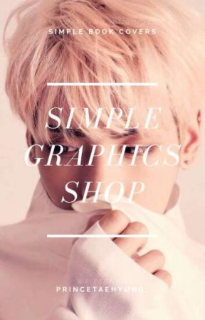 Simple Graphic Shop by PrinceTaehyung_