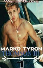 Marko Tyron Thomson III [✔] by WengOfLove