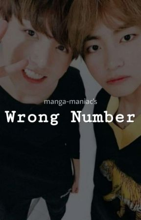 Wrong Number | k.t.h X j.j.k (Vkook) by Manga-Maniac