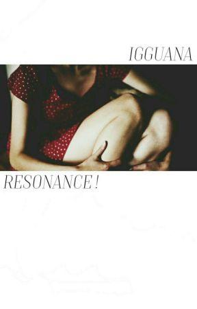 resonance ◦ twd letters by igguana