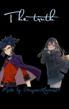 """""""The truth"""" {Tsurugi Kyousuke x reader} Fanfiction by DragonLover2379"""