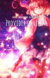 Provider of Light (Book Two of the Elementals) cover